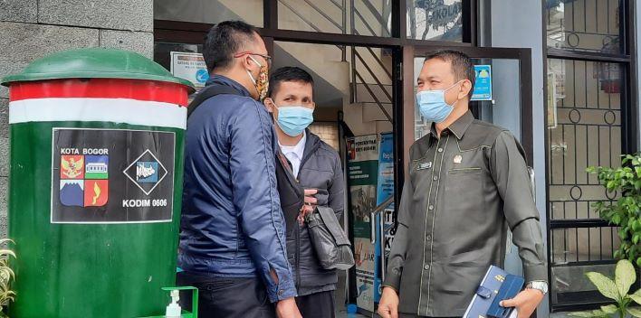 Pastikan Program RTLH Kota Bogor Lancar, Dody Hikmawan Sidak Kelurahan Cilendek Barat